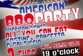 2018/07/06 AMERICAN BBQ PARTY