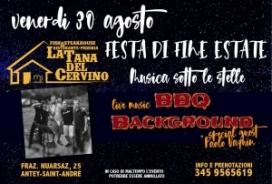 2019/08/30 LA TANA - FESTA DI FINE ESTATE