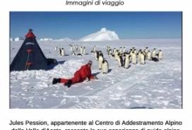 2018/08/03 Jules PESSION racconta la sua esperienza al Polo Sud