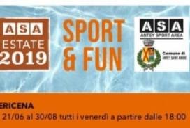 2019/08/30 APERICENA PRESSO ASA