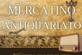2019/08/14 MERCATINO DELL'ANTIQUARIATO