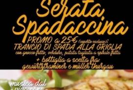 2018/08/10 Serata Spadaccina alla Tana del Cervino