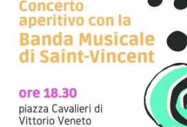 2021/09/04 CONCERTO BANDA MUSICALE DI SAINT-VINCENT