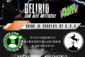 2019/08/02 DEEJAY SET FLUO PARTY