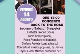 2020/08/14 CONCERTO BACK TO THE ROAD