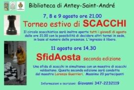 2019/08/09-3 TORNEO DI SCACCHI