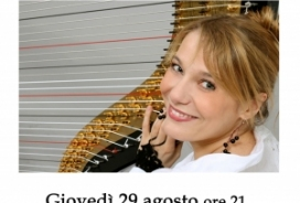 2019/08/29 Concerto d'arpa DARKLIGHT