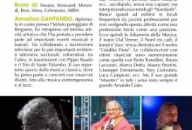 2018/07/24 Concerto DUETS con Annalisa Cantando, Gigi Marrese e Claudio Borroni